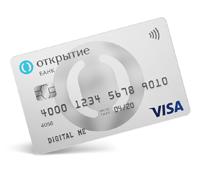 банк открытие кредитная карта zm